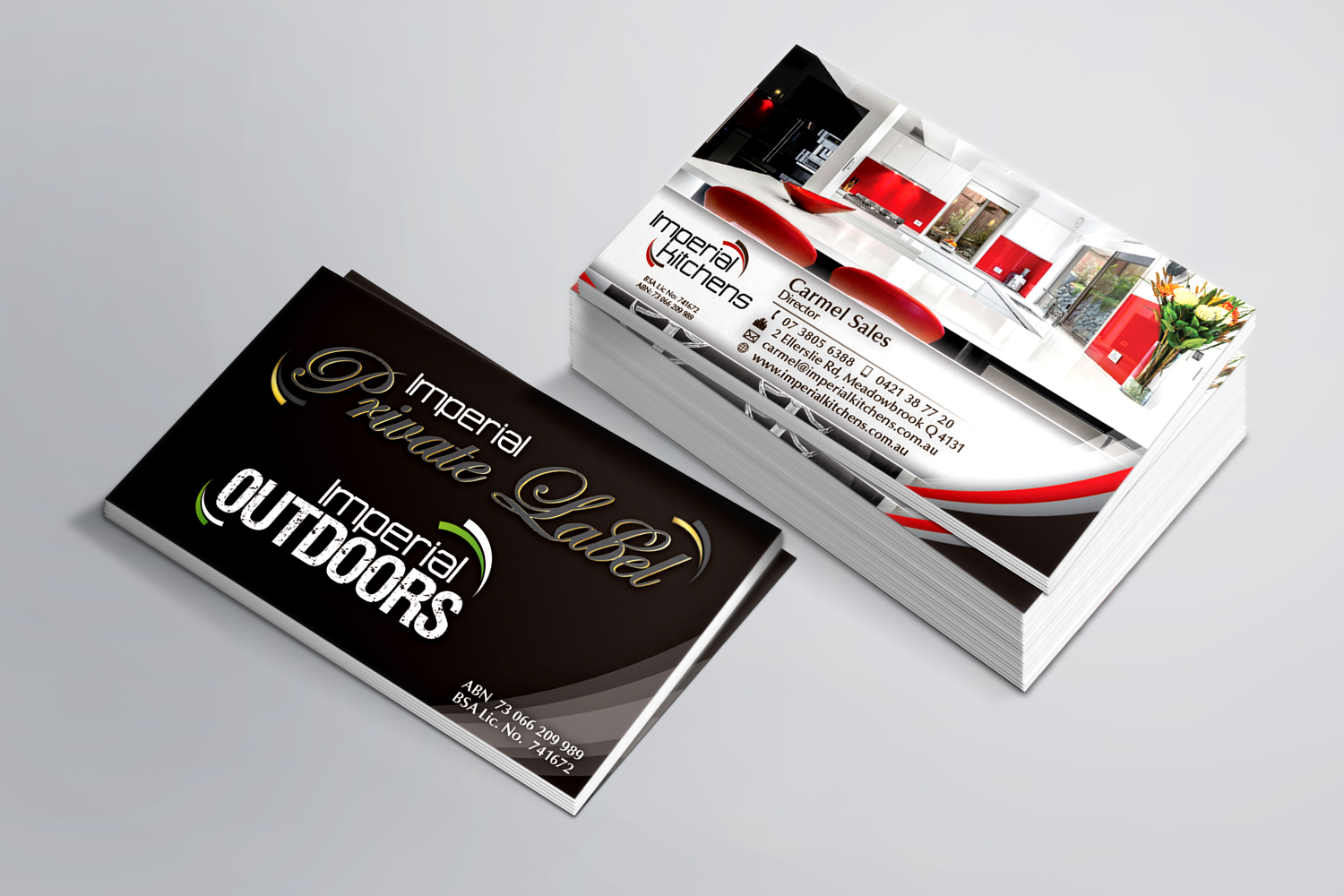 Business cards simply signs businesscards ik reheart Gallery