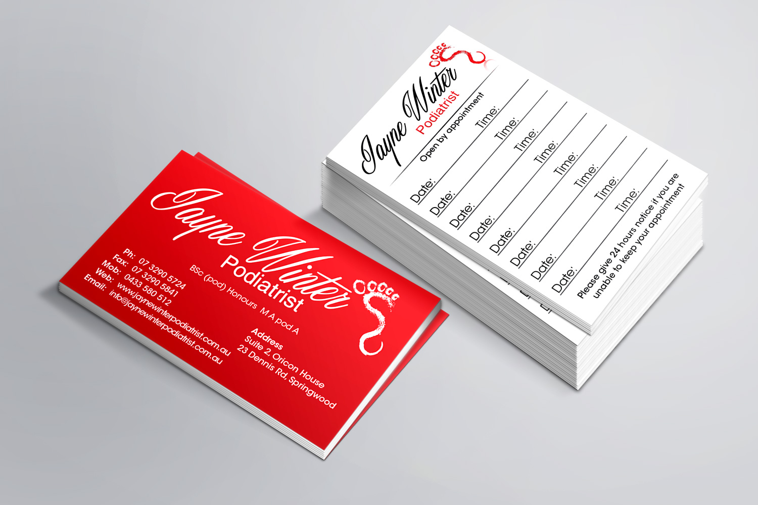 Business Cards | Simply Signs